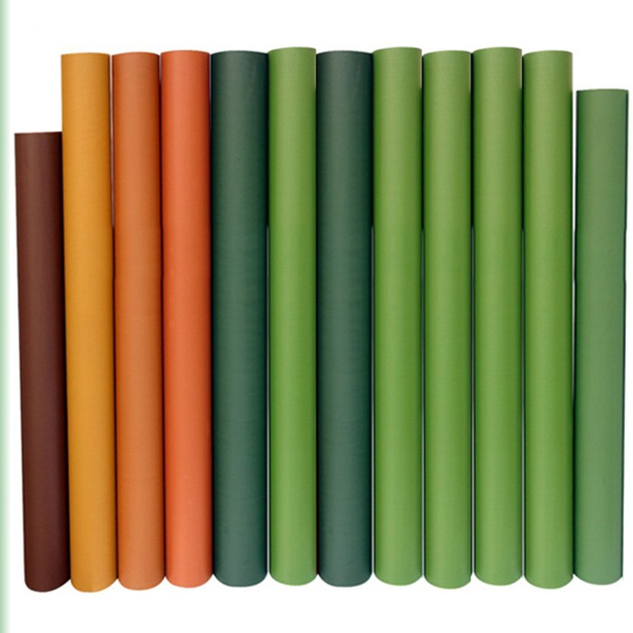Russian Market Hot Selling Plastic Sheet for Green Artificial Grass Turf Lawn Carpets