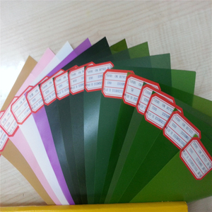 Plastic PVC Film For Christmas Tree And Products